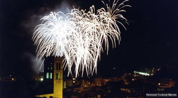 Concours international de feux d'artifice